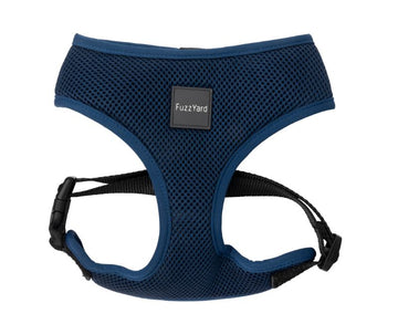 Fuzzyard Dog Harness (Marine)