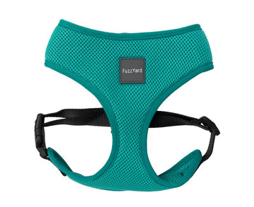 Fuzzyard Dog Harness (Lagoon)