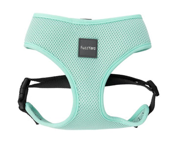 Fuzzyard Dog Harness (Mint)