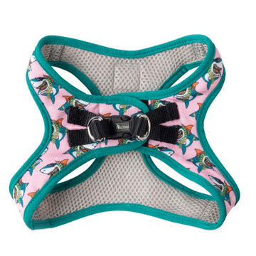 Fuzzyard Step-in Dog Harness (LL Cool Jaw$)