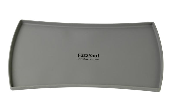 Fuzzyard Silicon Feeding Mat (Grey)