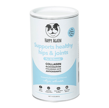 Happy Again Collagen Supplement for Puppies and Young Dogs