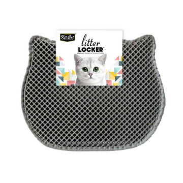 Kit Cat Locker Mat Grey