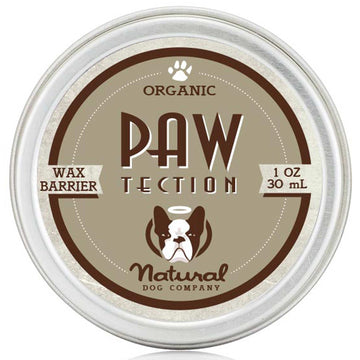 Natural Dog Company PawTection Organic Healing Balm