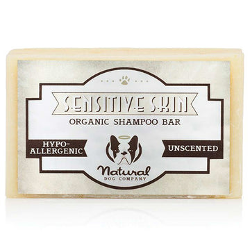 Natural Dog Company Sensitive Skin Organic Shampoo Bar 4oz