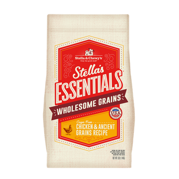 Stella & Chewy's Essentials Cage-Free Chicken & Ancient Grains Dry Dog Food