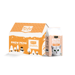 Kit Cat Snow Pea Cat Litter Peach 7L (Bundle of 6)
