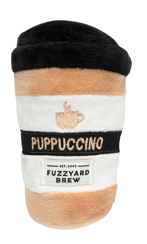 FuzzYard Puppuccino Dog Plush Toy