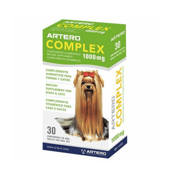 ARTERO Complex Vitamin Hair Growth Supplement for Dogs and Cats