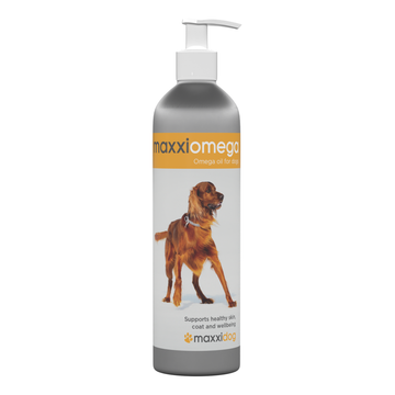 Maxxipaws MaxiOmega Supplement for Dogs 297ml