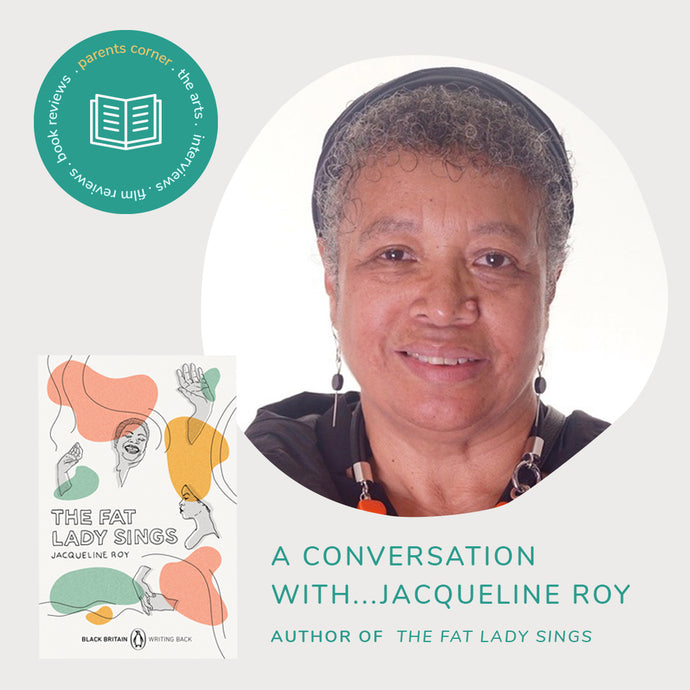 Black Britain Writing Back - A conversation with...Jacqueline Roy