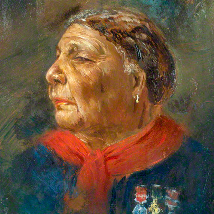 National Hero :  Mary Seacole