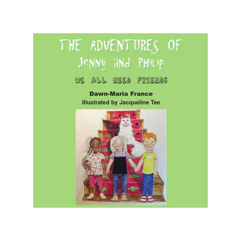 The Adventure Of Jenny and Philip - Dawn-Marie France
