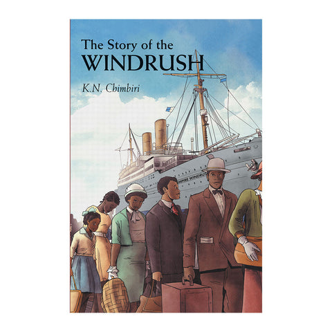 The Story of the Windrush Book