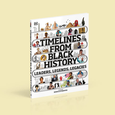 Timelines From Black History - DK