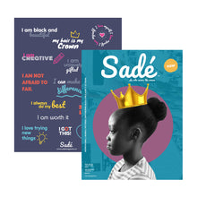 Load image into Gallery viewer, Sadé Magazine - Poster and magazine bundle