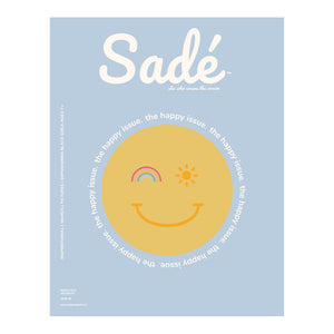 Sadé Magazine - The Happy Issue
