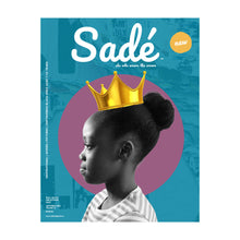 Load image into Gallery viewer, Sadé Magazine Volume 1 | Race, History and Activism