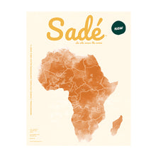 Load image into Gallery viewer, Sadé Magazine - The African Adventure
