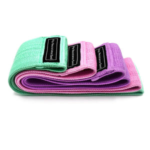 Multiple Colors Hip Bands