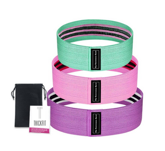ThickFit Hip Band Set With Bag