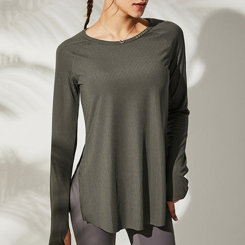 Image of Running Long Sleeve Top