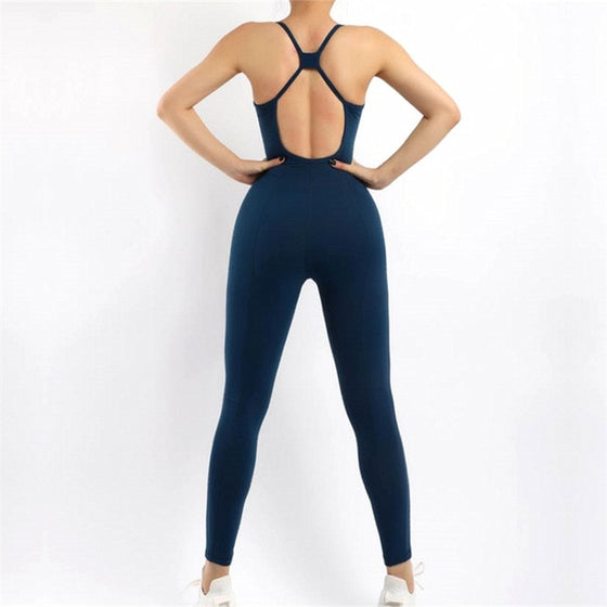 ThickFit Workout Jumpsuit