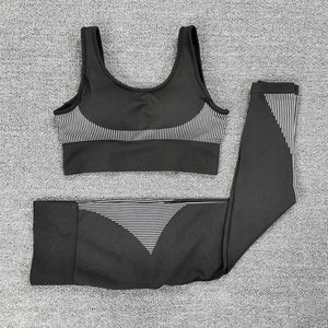 Seamless Dry Fit Set