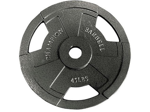 Olympic Grip Plate 45LB