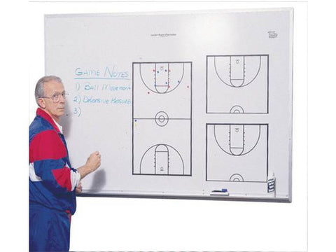 Image of Basketball Playmaker Dry Erase Boards -