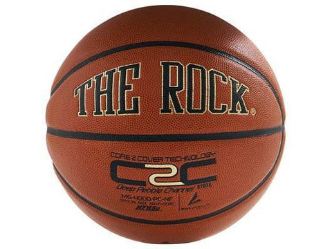 "Image of The Rock® C2C Basketball (28.5"")"