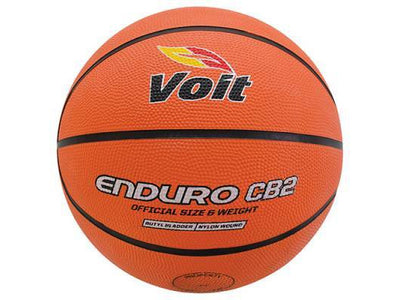 Voit® Enduro CB2 Rec Department Official-Size Indoor/Outdoor Basketball