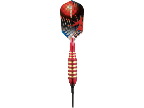 Image of Viper Atomic Bee Red Soft Tip Darts 16 Grams