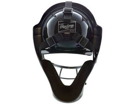Image of Varsity (7 1/8 - 7 3/4) Two-Tone Catcher's Helmet