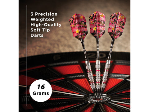 Image of Viper Desert Rose Soft Tip Darts 16 Grams