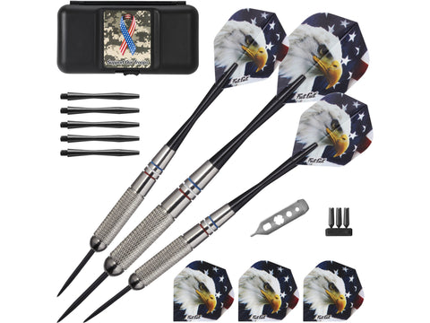 Image of Fat Cat Support Our Troops Dart Set 23 Grams