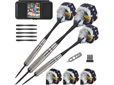 Fat Cat Support Our Troops Dart Set 23 Grams