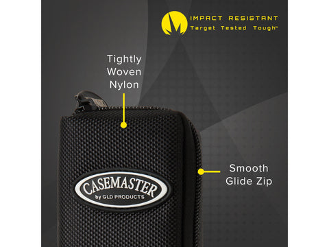 Image of Casemaster Salvo Black Nylon Dart Case