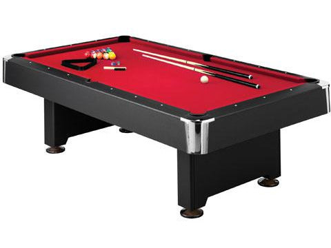 Donovan 8' Slate Pool Table