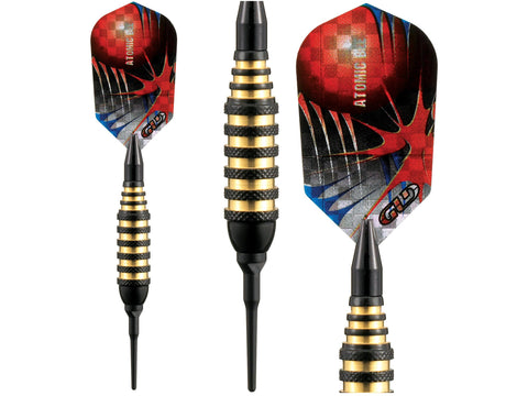Image of Viper Atomic Bee Black Soft Tip Darts 16 Grams