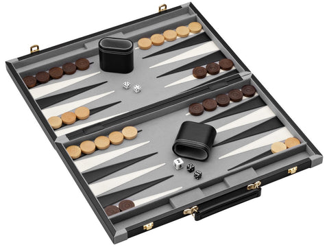 Image of Mainstreet Classics Pennsylvania Ave Backgammon Set
