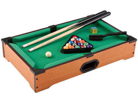 Image of Mainstreet Classics Sinister Table Top Billiards