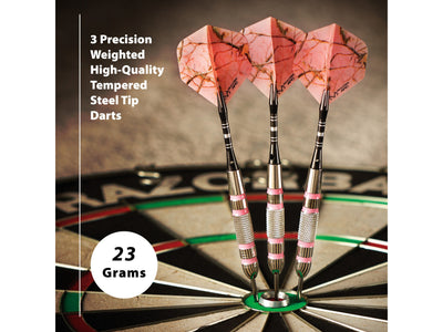 Fat Cat Realtree APC Steel Tip Darts 23gm