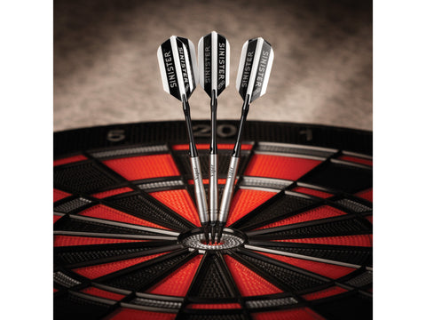 Image of Viper Sinister 95% Tungsten Soft Tip Darts Grooved Barrel 18 Grams