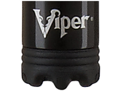 Viper Sinister Series Cue with White Stripe Design