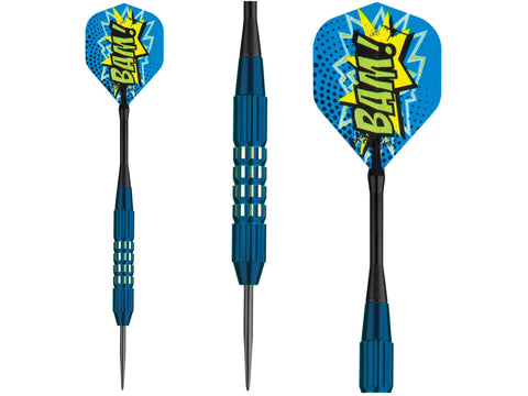 Image of Viper Comix Steel Tip Darts Blue 22 Grams