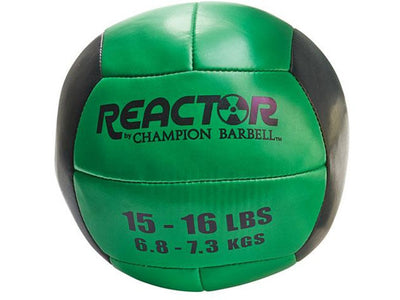 Reactor Medicine Ball (15-16 lb - Green)