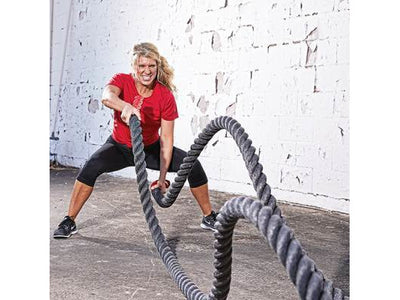 "Fitness Power Ropes-2"" 50'"