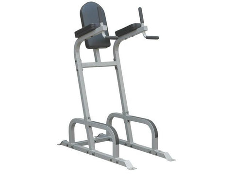 Champion Barbell® Abdominal Exerciser and Dip Station Combo Machine