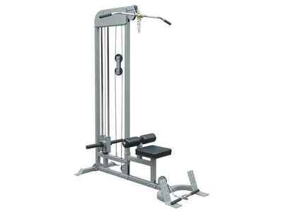 Plate-Loaded Lat Pulldown/Low Row Machine